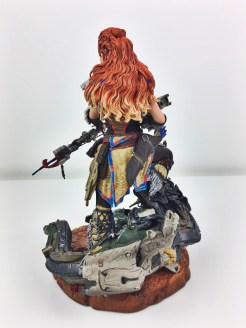 Horizon Zero Dawn Collectors Edition - Aloy Back