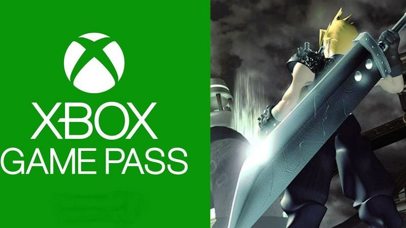 Final Fantasy 7 Available Xbox Game Pass