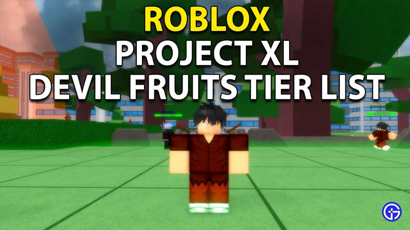This technique gives off the impression of luffy's arms multiplying while coiling back and then releasing a powerful barrage of fists that can even tear through the thickest of defenses. Roblox Project Xl Devil Fruit Tier List All Devil Fruits Ranked