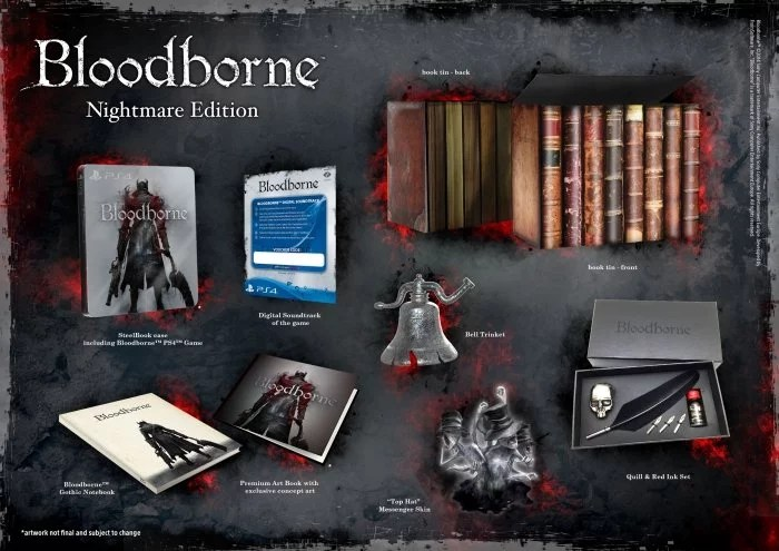 Bloodborne edycja kolekcjonerska