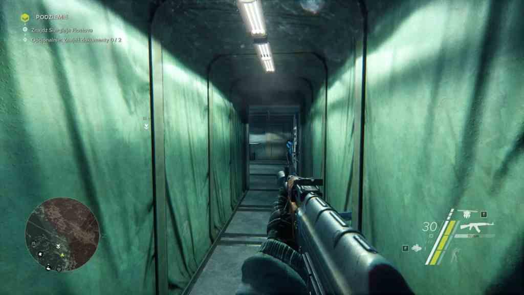 Sniper Ghost Warrior Screen