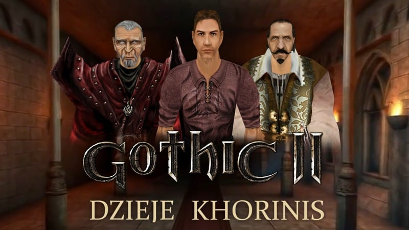 Dzieje Khorinis