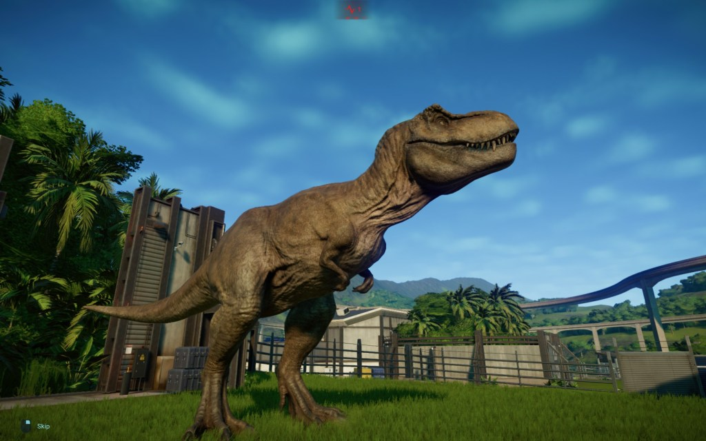 Jurassic World Evolution4