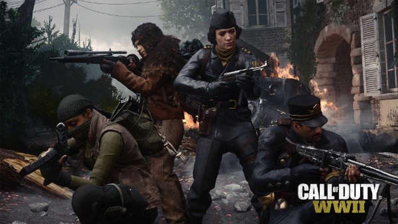 Dodatek United Front Do Call Of Duty Wwii