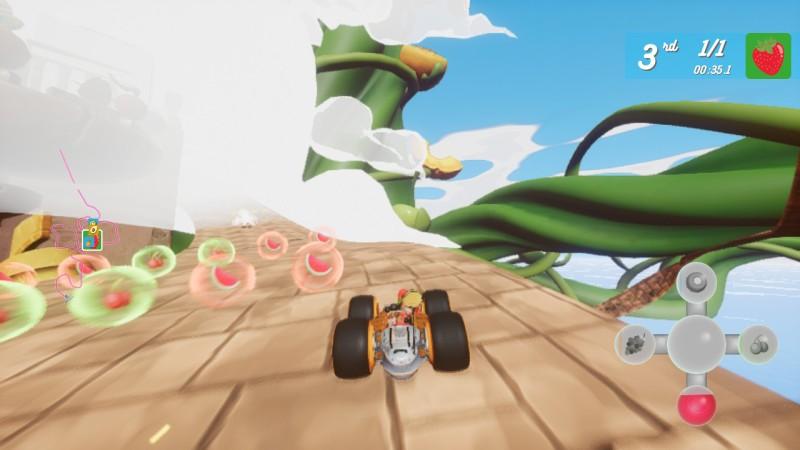 All Star Fruit Racing Screen4