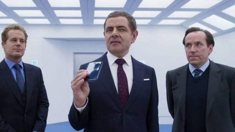 Johnny English: Nokaut1