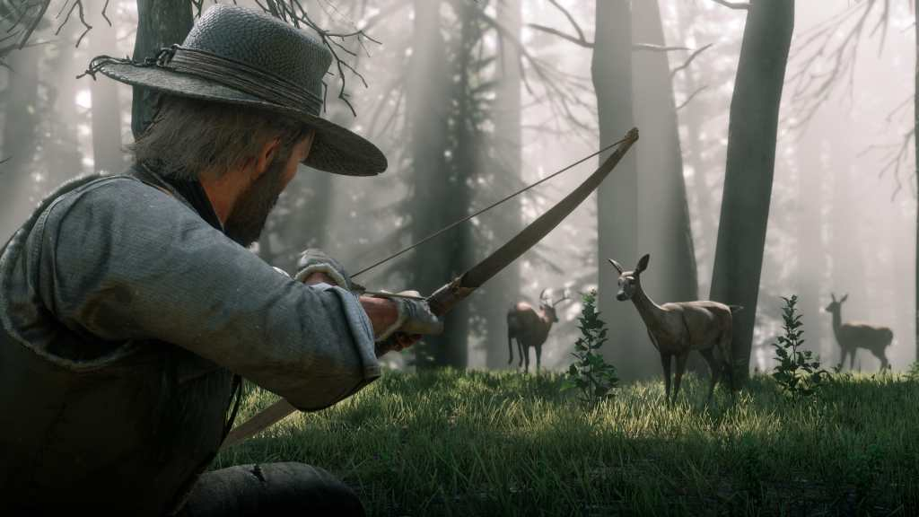 Red Dead Redemption 2 Screen 2