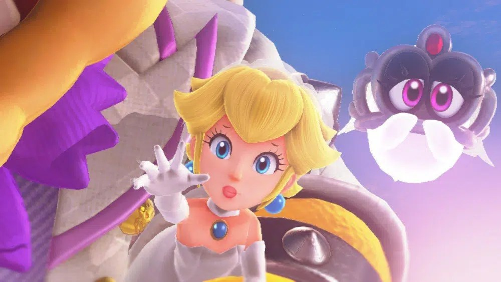 Super Mario Odyssey Screen5