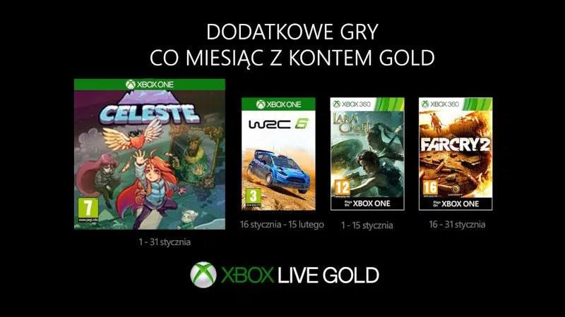 Games Wtih Gold Styczen 2019
