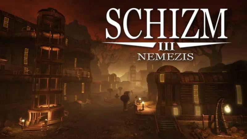 Schizm 3 Nemezis