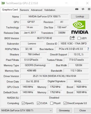 Test Laptopa Lenovo Legion Y530 (1)