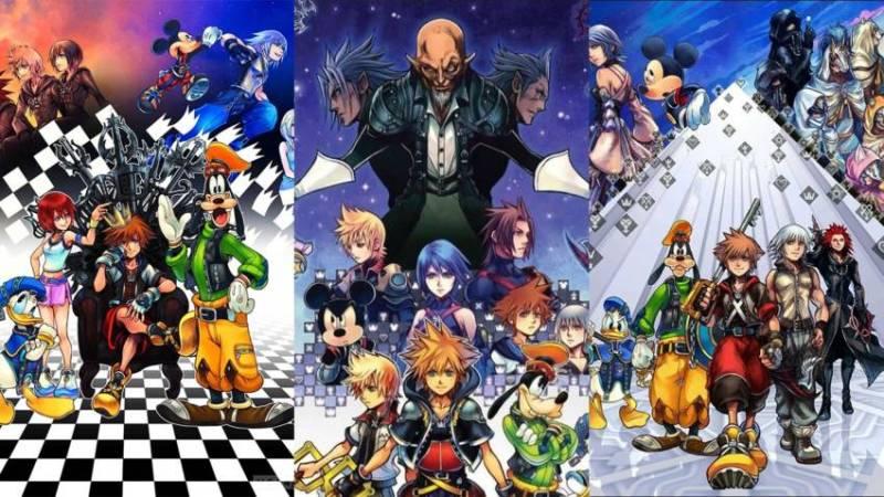 Kingdom Hearts The Story So Far Announced 01