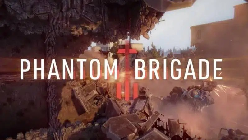 Phantom Brigade Art