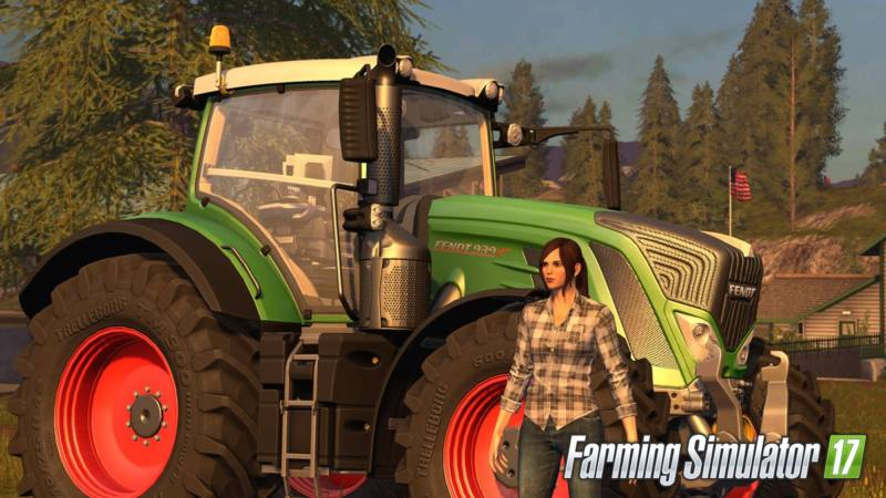 Farming Simulator 17 (2)