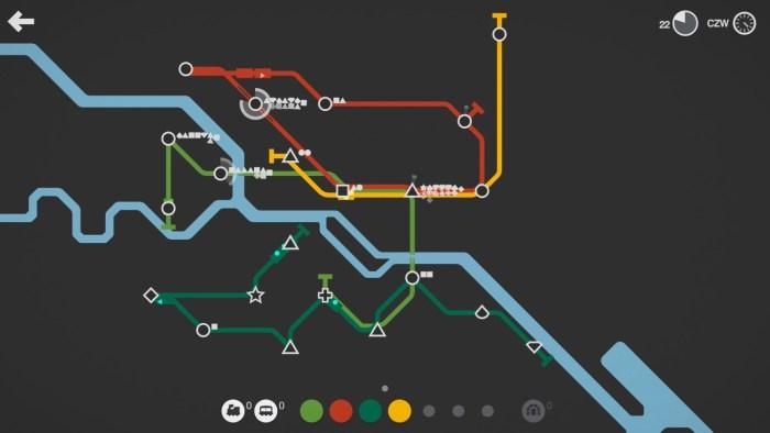 Mini Metro 7
