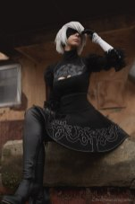 NieR Automata cosplay (7)