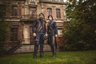 dishonored -cosplay