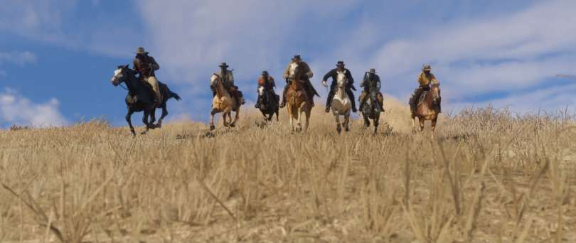 Red Dead Redepmtion 2