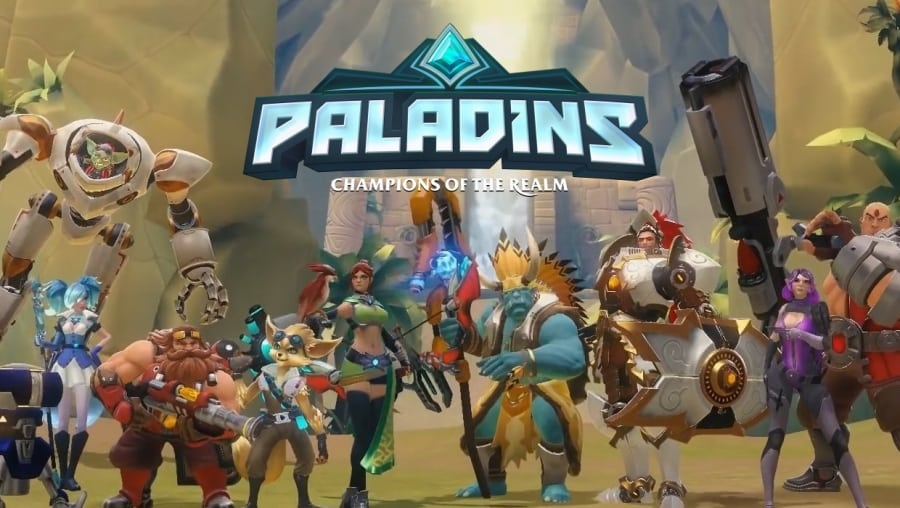 Paladins: Champios of the Realm