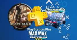 Juegos PS Plus Abril 2018: Mad Max y Trackmania Turbo