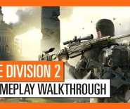 The Division II gameplay trailer
