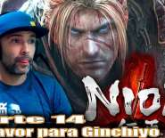 14 NIOH GAMEPLAY ESPAÑOL - Un favor para Ginchiyo