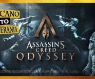 Assassins Creed Odyssey gameplay PS4 Capitulo 5 Hircano y Fuerte Gerania