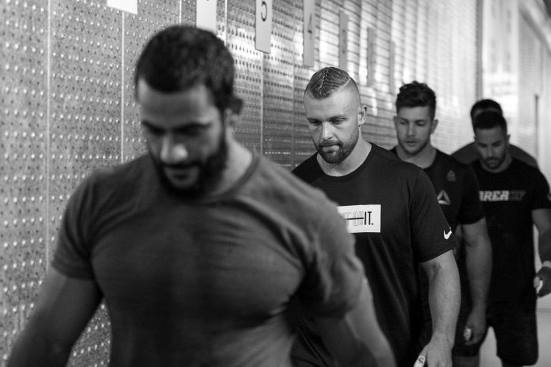 CrossFit-Sanctioned events