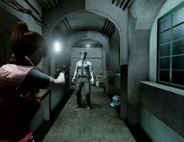 Fan Recreates Resident Evil 2 In Unreal Engine 3 Mxdwn Games