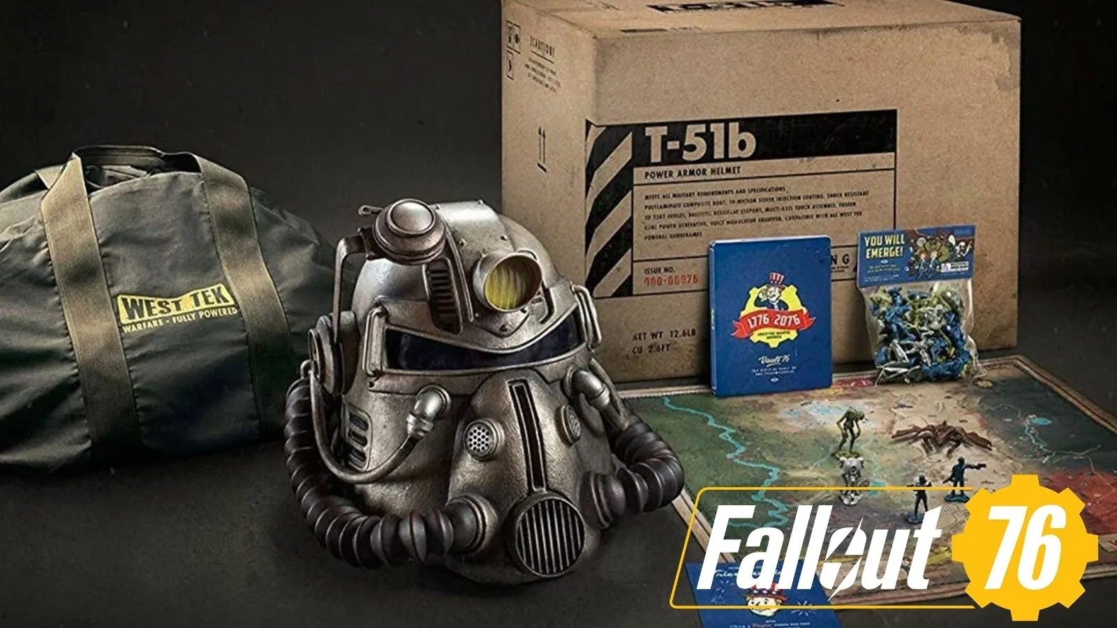 Fallout 76 Power Armor Edition Buyers Can Finally Get