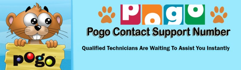 pogo contact number