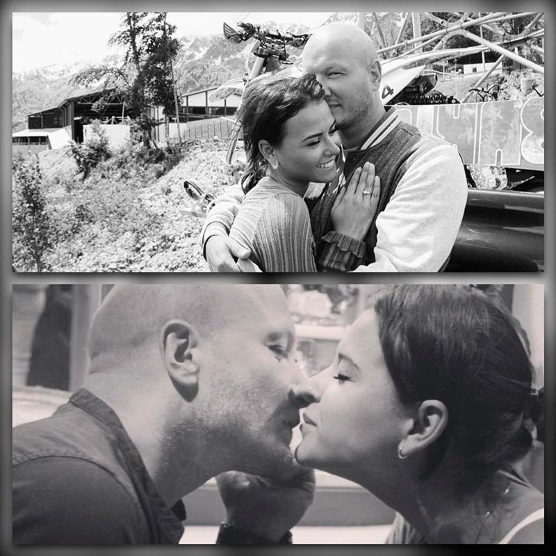 между темной актер никита панфилов с женой фото дома