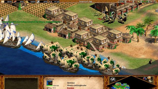 Age of Empires The Conquerors Screenshot3