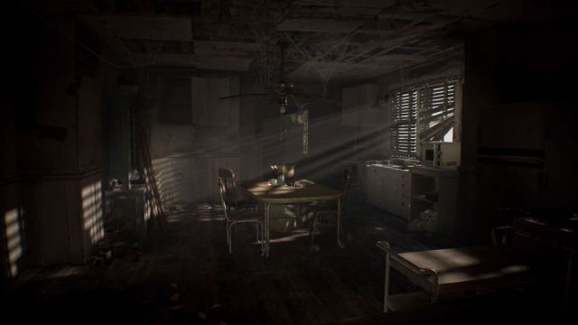 Resident Evil 7 Screenshot