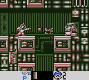 Mega Man V Screenshot2