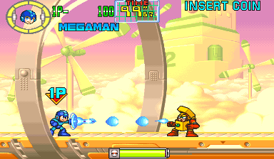 Mega Man Power Battle3