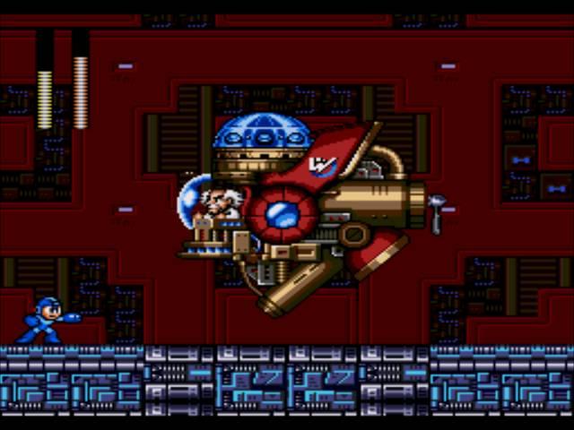 Mega Man - The Wily Wars Screenshot1