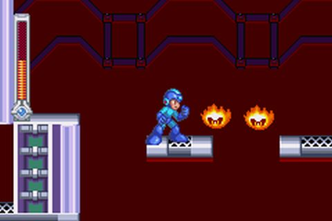 Megaman & Bass Screenshot