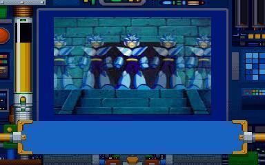 Super Adventure Rockman Screenshot