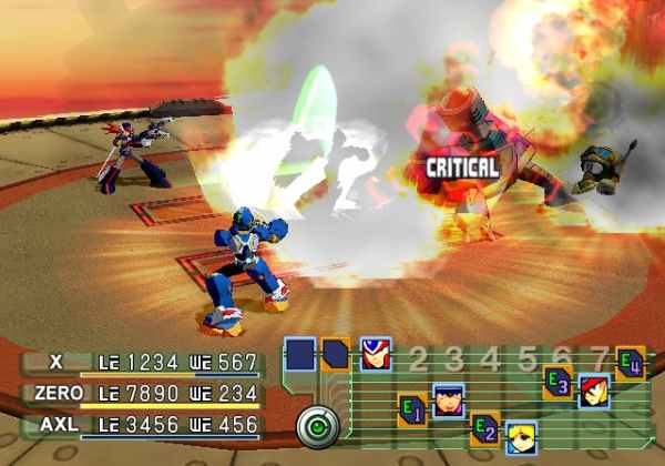 mega-man-x-command-mission-Screenshot 2