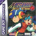Mega Man Battle Network Cover