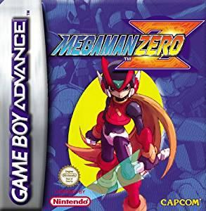Mega Man Zero 2 Cover