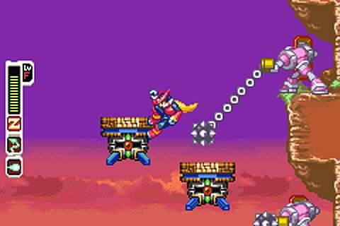 Mega Man Zero Screenshot2