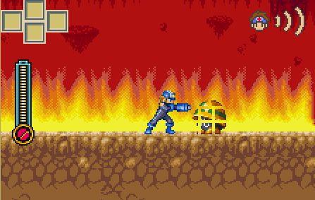 Rockman EXE WS Screenshot 2