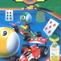 Micro Machines NES Cover