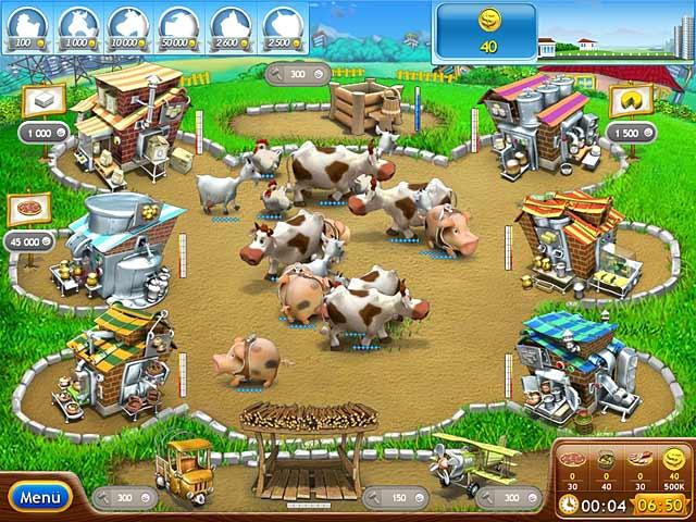 Farm Frenzy 3 - die neuen Herausforderungen auf der Farm!