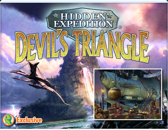 Hidden Expedition ® - Devil's Triangle