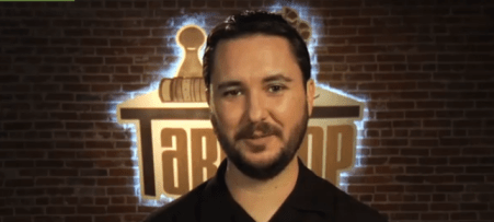 Wil Wheaton hosts TableTop twice a month on Geek and Sundry