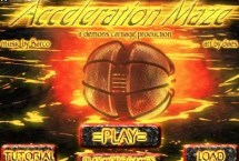 Acceleration Maze