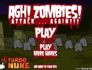 Agh! Zombies Attack Again